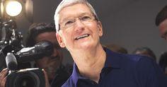 Tim Cook en interview évoque la France la réalité augmentée un Apple Store aux Champs-Élysées et bien plus