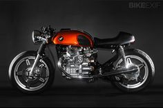 Hageman Motorcycles | Greg Hageman's builds all have one thing in common—great lines. From Top 5 Custom Honda CX500's via @Bike EXIF Custom Motorcycles