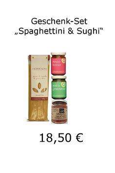 Italien paket geschenk