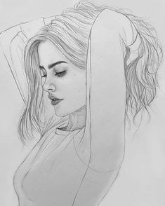 Discover ideas about realistic drawings. may secrets of drawing most realistic pencil portraits Pencil Art Drawings, Realistic Drawings, Cool Drawings, Drawing Sketches, Drawing Drawing, Pencil Portrait Drawing, Drawing Portraits, Drawing Girls, Girly Drawings