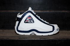 These are the only FILA sneakers I ever wore in my life.........