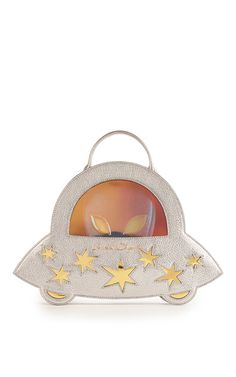 Space Invader Backpack by CHARLOTTE OLYMPIA for Preorder on Moda Operandi