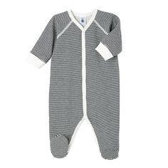 Unisex baby's milleraies stripe sleeper