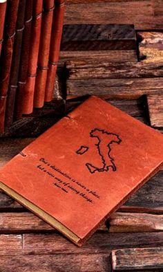 diary for an Italian trip / by Teals Prairie & Co