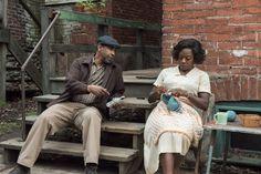Fences Movie Denzel Washington and Viola Davis Image 6 (21)