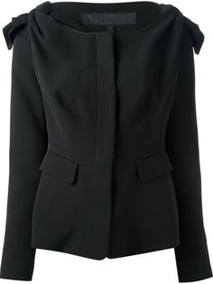 BURBERRY PRORSUM - fitted jacket 7