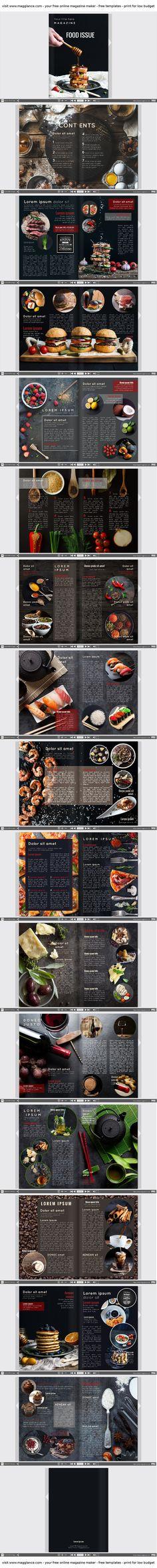 Créer gratuitement un rivista en ligne et l'imprimer à petit prix en cliquant sur  https://it.magglance.com/rivista/crea-rivista #rivista #rivista #modèle #design #échantillon #exemple #Template #façonner #créer #cadeau #mise en page #idée