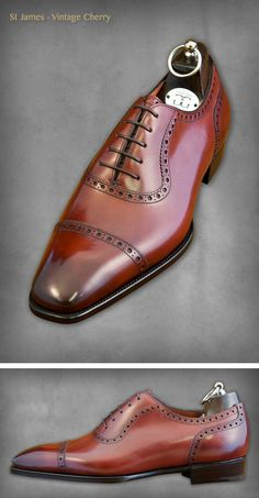Gaziano & Girling / St James - Vintage Cherry