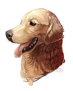 Gamza Portrait by Klissie.deviantart.com on @deviantART