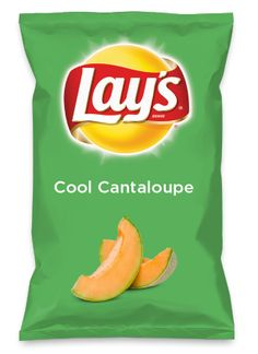 Wouldn't Cool Cantaloupe be yummy as a chip? Lay's Do Us A Flavor is back, and the search is on for the yummiest flavor idea. Create a flavor, choose a chip and you could win $1 million! https://www.dousaflavor.com See Rules.