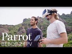 Parrot BEBOP 2 FPV - Official Video - YouTube