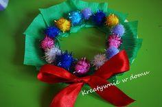 Wieniec adwentowy/christmas craft | Kreatywnie w domu