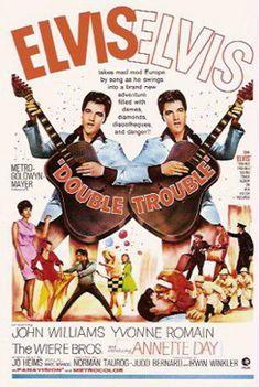 Double Trouble    Elvis Movie #24  Metro-Goldwyn-Mayer | 1967