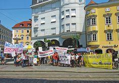 Nein zum Westring 5.Juli 2015