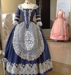 Regional, Victorian, Dresses, Fashion, Vestidos, Vintage Outfits, Baroque, Long Sleeve, Silk