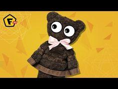 Créer un ourson avec une serviette de toilette! - Délit d'im@ges