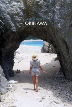 Japan Travel Inspiration - A Quick Guide To Okinawa, Japan