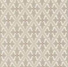 This classical grey wallpaper features a repeated diamond design reminiscent of gothic style. Browse our luxury wallpaper and order free samples online. Luxury Wallpaper, Grey Wallpaper, Blue Wallpapers, Designer Wallpaper, British Paints, Little Greene, All Wall, Diamond Design