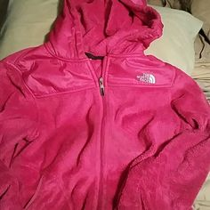 North face jacket Few spots on front pocket do not notice North Face Jackets & Coats