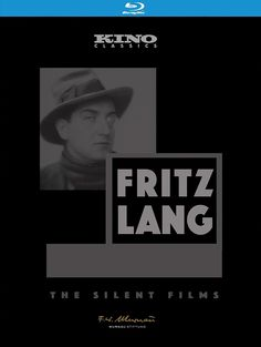 Fritz Lang The Silent Films: A twelve-disc collection including Metropolis (1927), Die Nibelungen (1924), Spies (1928), Dr. Mabuse the Gambler (1922), Destiny (1921), The Spiders (1919), Woman in the Moon (1929), Four Around the Woman (1921), Harakiri (1919), The Wandering Shadow (1920), The Plague of Florence (1919)  - Blu-Ray (Kino Classics Region A) Release Date: November 21, 2017 (Amazon U.S.)