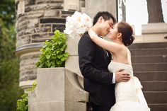Casa Loma Wedding Photography by Focus