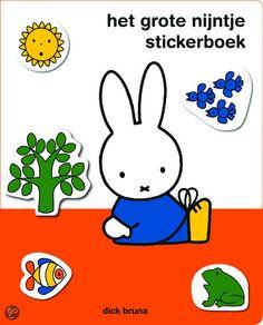 bol.com | Het grote Nijntje stickerboek, Dick Bruna | 9789056475208 | Boeken