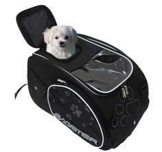 Bagster Puppy: la borsa per portare in moto gli animali di piccola taglia
