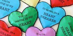Valentines Day Gift DIY Heart Breaker!