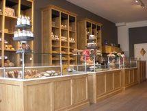 Maastricht; my sister's bakery
