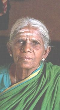 Thimmakka  -- click though to read more about this woman and what she is doing.