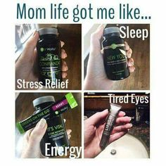Vitamins  , stress relief  , better sleep, more energy   ? All  natural  ingredients? YES, PLEASE! Every parent should have access to these health aides! I just so happen to know where to find these. :)