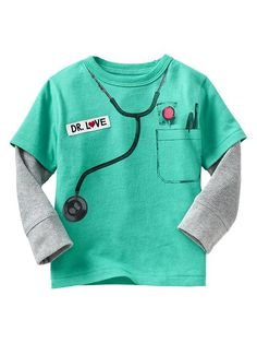 Gap   2-in-1 Dr. Love graphic T -- for Valentine's Day?