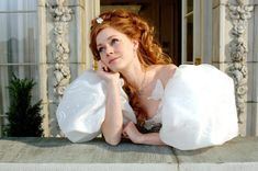 amy adams - In Enchanted. She plays this part so well!
