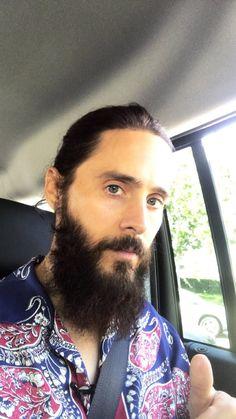 Jared on IG Story, 18.10.2017