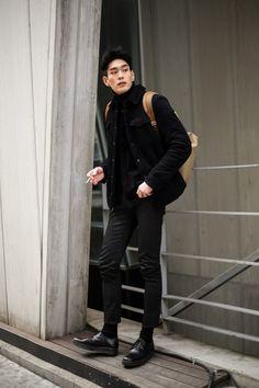 Choi Sung Ha shot by Ahn Hong Je.