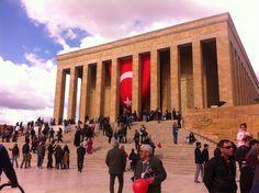 Ankara - Fotografia: Alex Vázquez Pamukkale, Capadocia, Marina Bay Sands, Ankara, Building, Travel, Lakes, Blue Mosque, Hagia Sophia