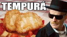 Tempurá de Sorvete da CIÊNCIA, SR. WHITE!