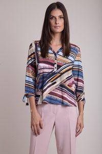 3b823ae2c 33 melhores imagens de blusa alcinhas | Elk, Blouses e Blazer