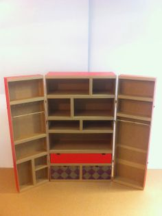 Cardboard furniture- miss julia