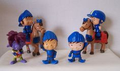 Fisher Price Mike the Knight castle figures Knights Horses Troll Jockey #FisherPrice