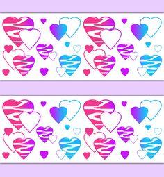 413 best Teen Wallpaper Border Decals images on Pinterest   Baby ...