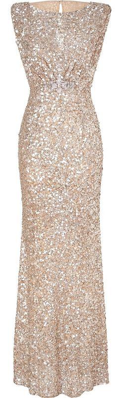 Jenny Packham Dress - simplemente espectacular.-