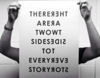 """O como diría Piglia: """"Un cuento siempre cuenta dos historias""""."""