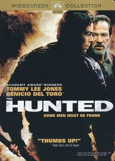 The Hunted (2003) movie #poster, #tshirt, #mousepad, #movieposters2