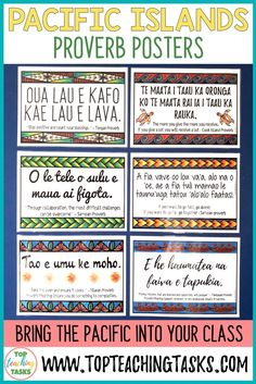 These Pacific Islands Growth Mindset posters encourage your students to have a growth mindset and an enthusiastic attitude. What Is Growth Mindset, Growth Mindset Posters, Fixed Mindset, Classroom Language, Classroom Fun, Tongan Culture, Learning Languages Tips, Growth Mindset Activities, Early Childhood Centre