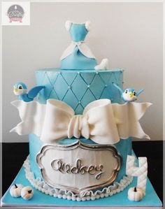 By Arty Crafty Cake Cinderella Birthday, Cinderella Cakes, Cinderella Disney, Cupcake Cakes, Cupcakes, Birthday Cake Girls, 4th Birthday, Birthday Ideas, Disney Cakes