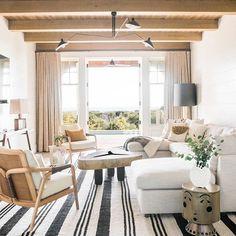 By Cortney Bishop Design •• . . . #rug #livingroom #livingroomdecor #view #goals #interiorstyling #interiorlovers #interiors4all #interior123 #home #house #interiorarchitecture #interiordesignideas #interiorandhome #interiorinspiration #deco #homedecor #housedecor #homedesign #homestyle #interiordecor #interiordesign #interior #instadecor #design #homes #interiordecorator