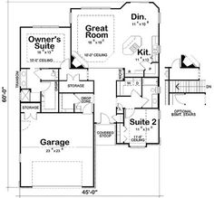 - 42205DB | 1st Floor Master Suite, Butler Walk-in Pantry, CAD Available, European, PDF | Architectural Designs