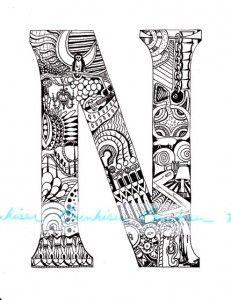 Illuminated letter   Iluminated letter designs   Pinterest ...
