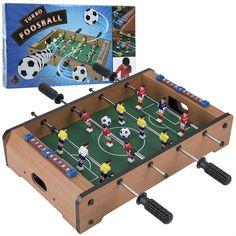 Mini Table-Top Foosball Game Table